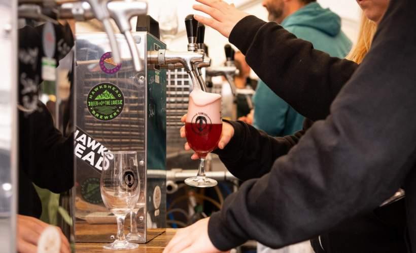 Nottingham Craft Beer Festival 2020 tickets