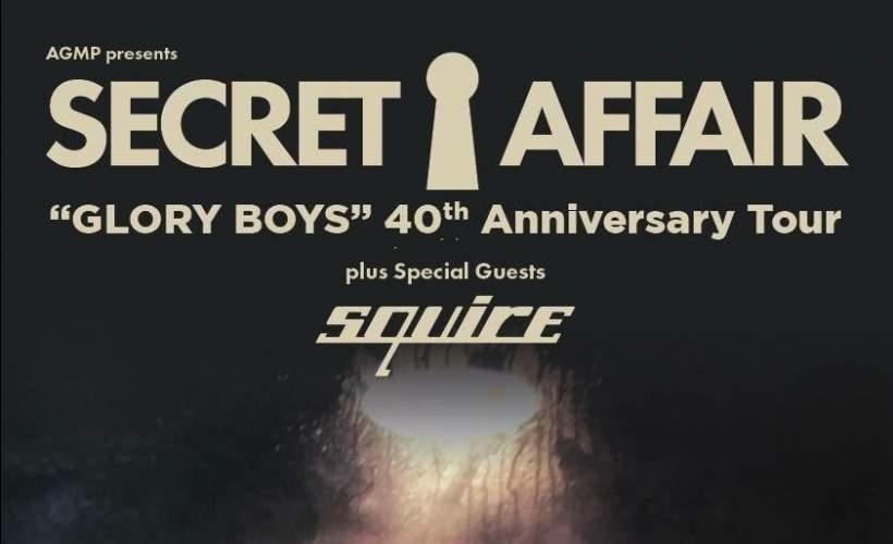 Secret Affair tickets