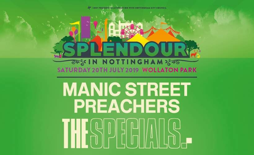Splendour Festival tickets