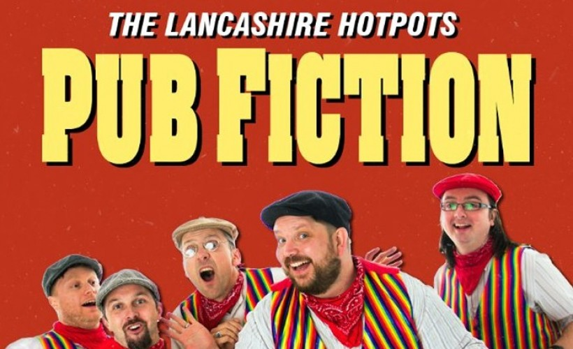 The Lancashire Hotpots tickets
