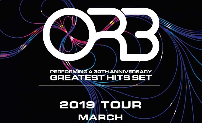 The Orb tickets