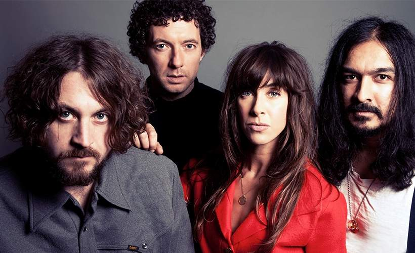 The Zutons tickets