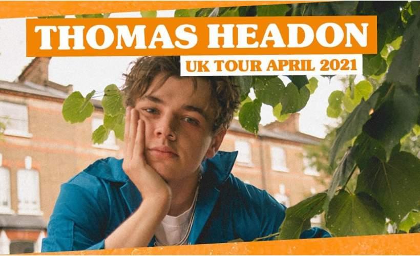 Thomas Headon tickets