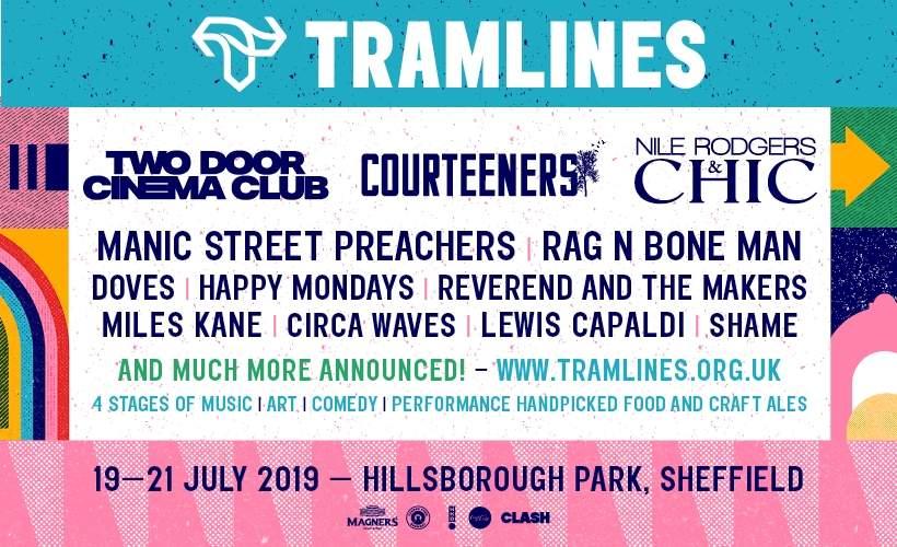 Tramlines tickets