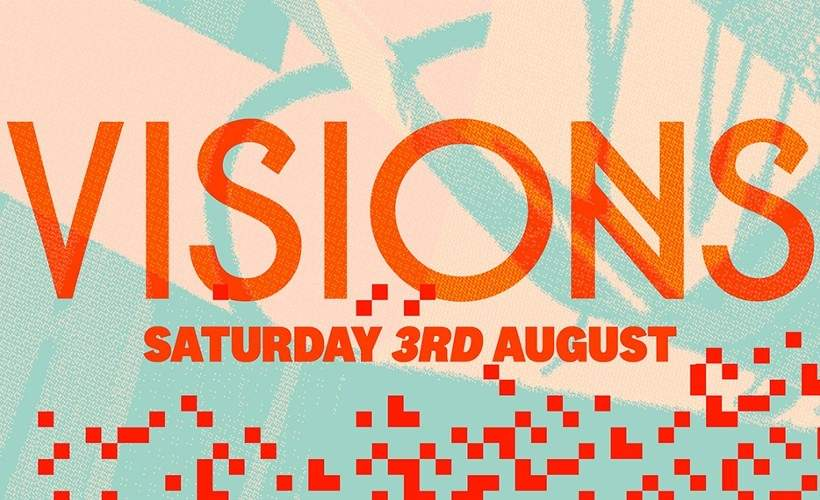 Visions tickets
