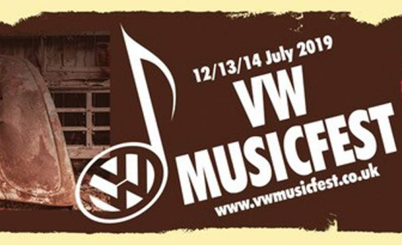 VW MusicFest tickets
