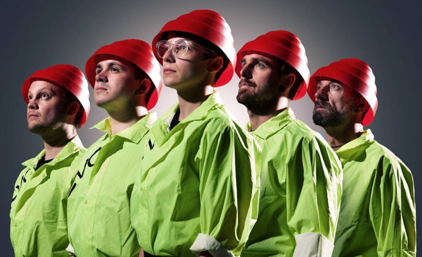We Are Not Devo tickets