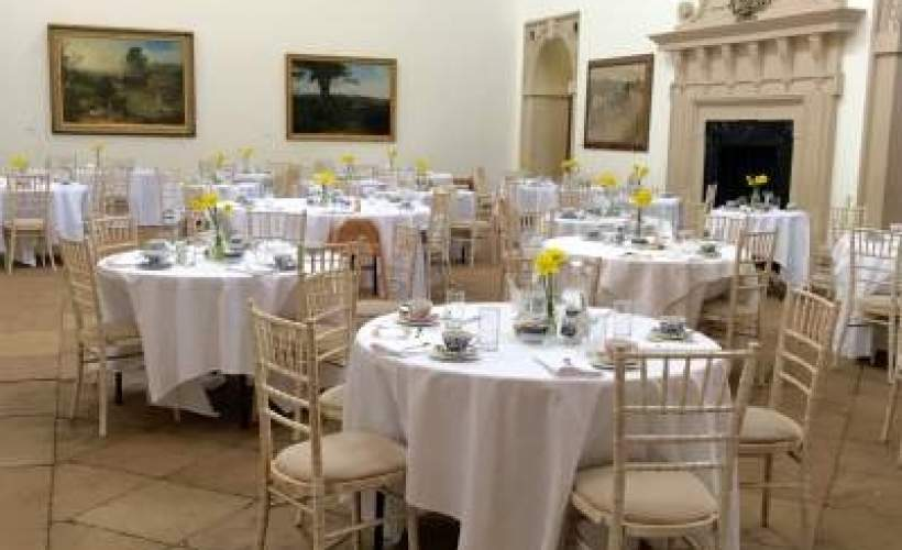 Wollaton Hall Christmas Afternoon Teas tickets