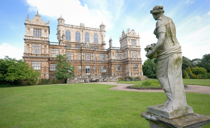 Wollaton Hall Tours tickets