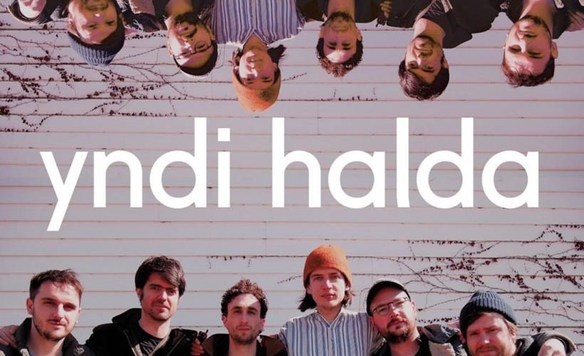 Yndi Halda tickets