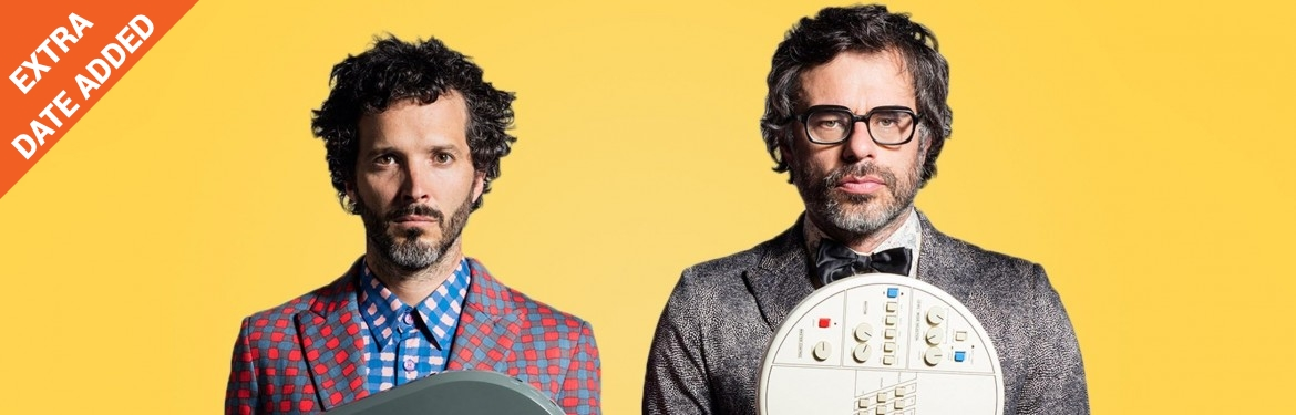 Flight of the Conchords: Extra London Date Added