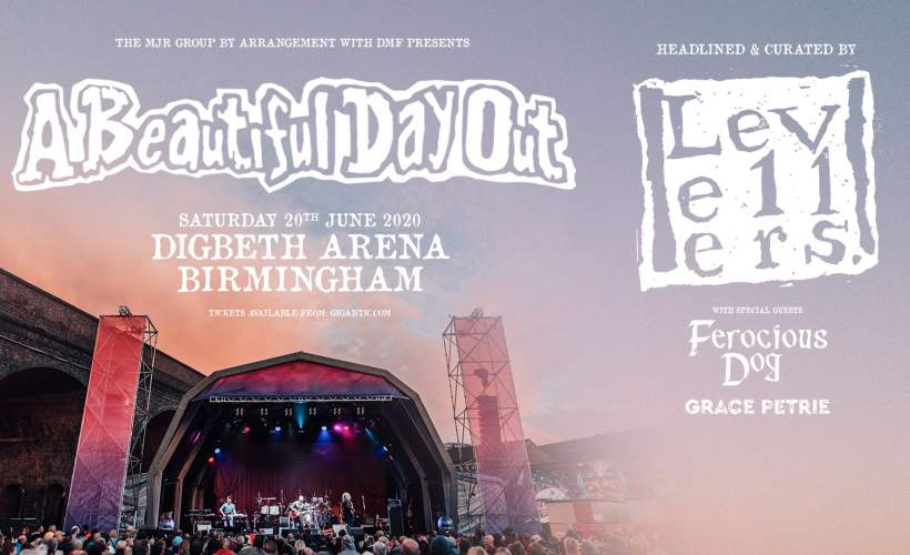 A Beautiful Day Out With The Levellers  tickets