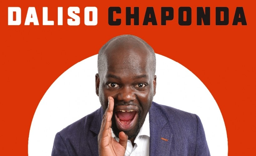 Daliso Chaponda: What The African Said tickets