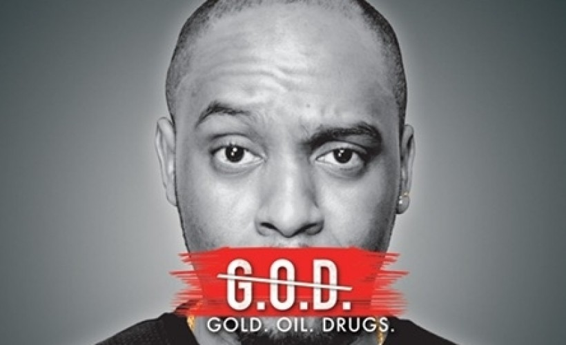 Dane Baptiste G.O.D (Gold, Oil, Drugs) tickets