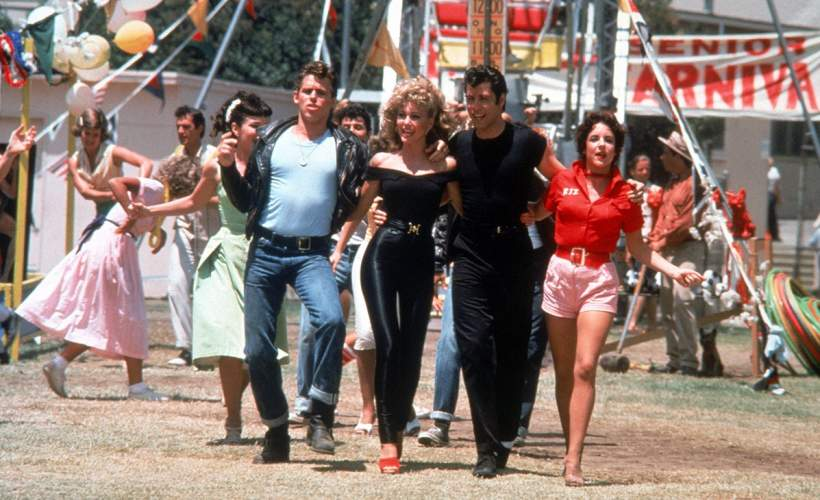 GREASE (1978) Randal Kleiser tickets