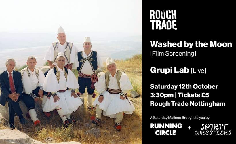 Grupi Lab Live at Rough Trade Nottingham [Saturday Matinée] tickets