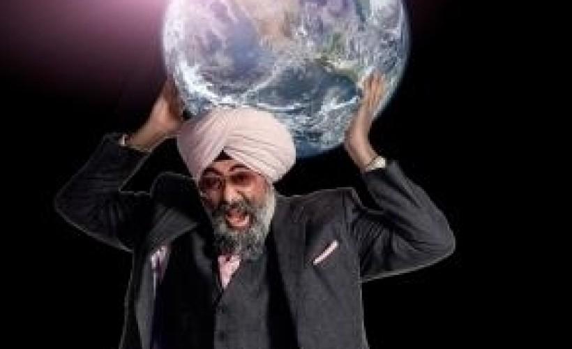 Hardeep Singh Kohli: Alernative Fact tickets