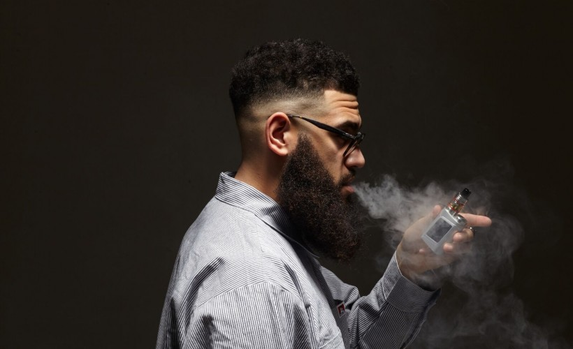 Jamali Maddix - Vape Lord tickets