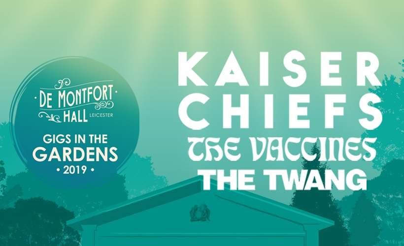 Kaiser Chiefs tickets