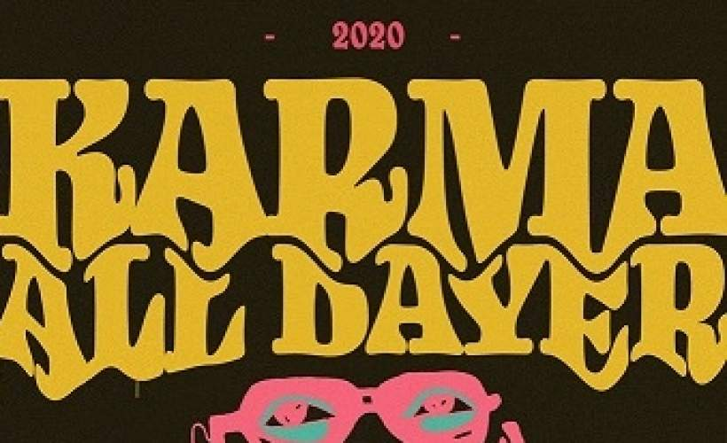 Karma All Dayer - Helicon tickets