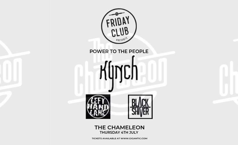 Kynch tickets