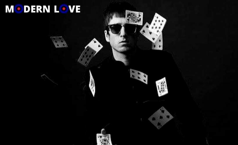 Modern Love with The Magic Mod            tickets