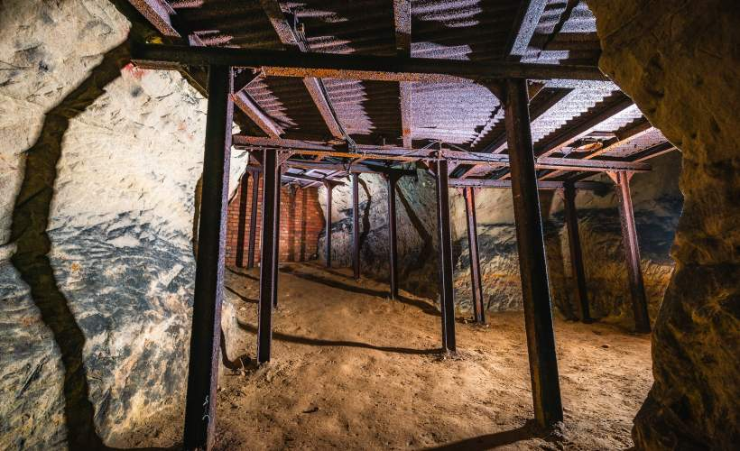 Peel Street Mammoth Cave Tours tickets