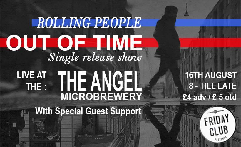 Rolling People EP Launch               tickets
