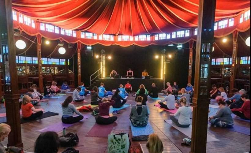 Sunrise Morning Yoga tickets
