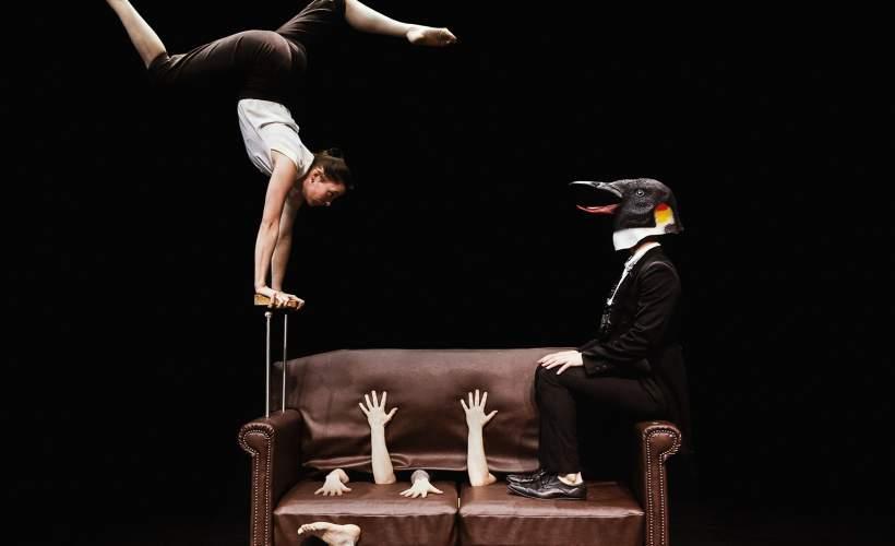 The Penguin & I tickets