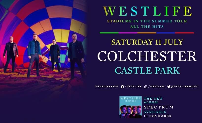 Westlife tickets