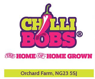 Website Header - ChilliBobs Logo