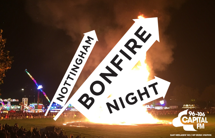 Bonfire Night tickets