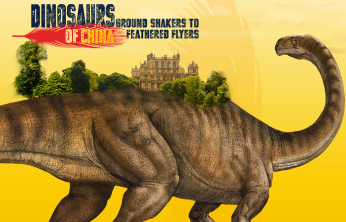 Dinosaurs of China tickets