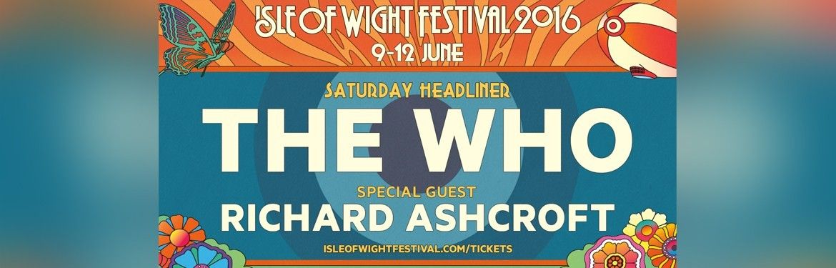 An image for The Who - Isle Of Wight Festival