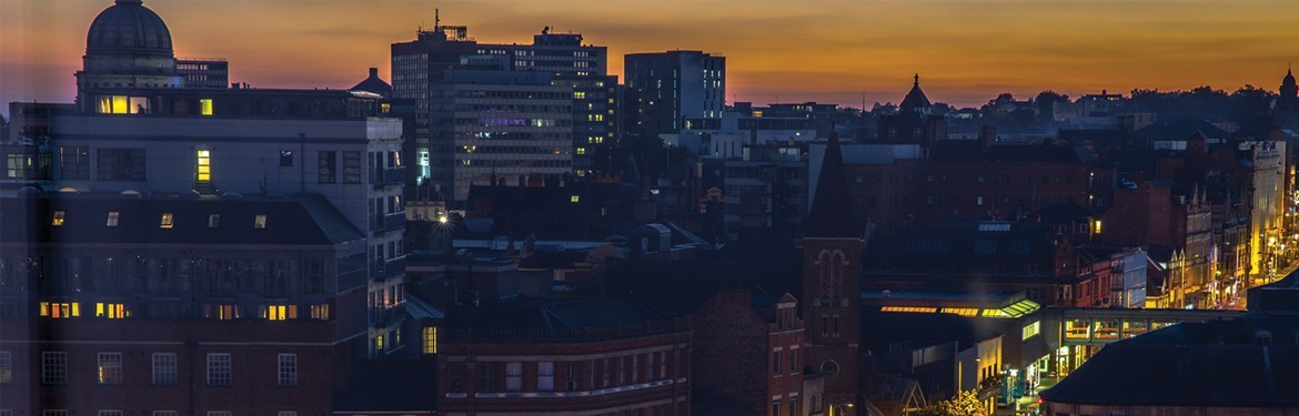 An image for Welcome to Nottingham