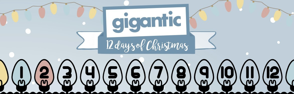 An image for The Gigantic 12 Days of Christmas! For the whole Family.