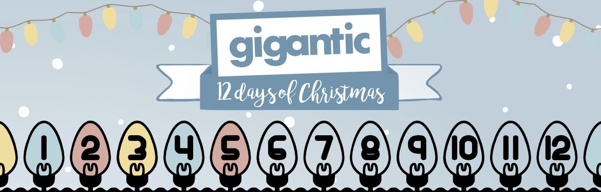 An image for The Gigantic 12 Days of Christmas! For the those that LOVE Pop-Punk