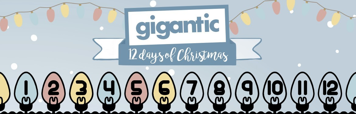 An image for The Gigantic 12 Days of Christmas! For those that love practical jokes