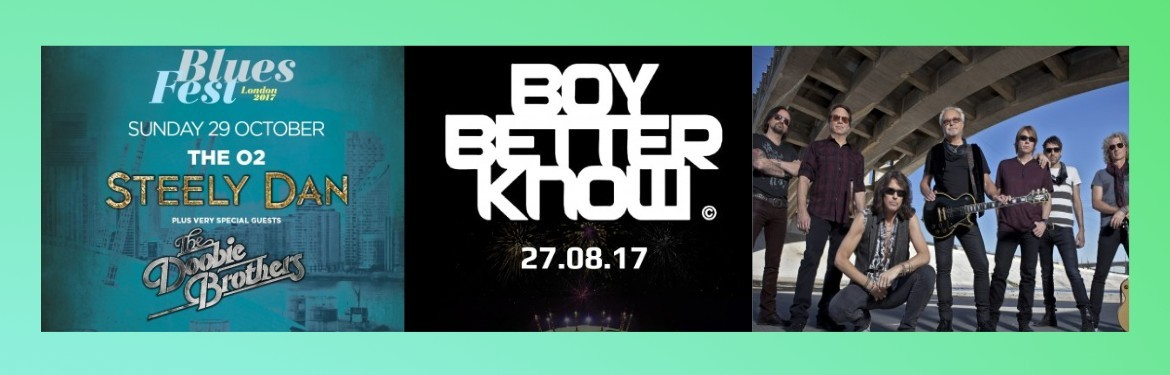An image for Bluesfest 2017 // Boy Better Know // Foreigner