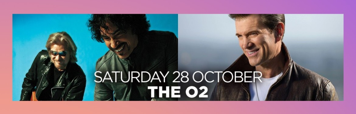 An image for Bluesfest Presents Hall & Oates // Boyzone // Robin Hood Beer & Cider Festival // The Big Ticket