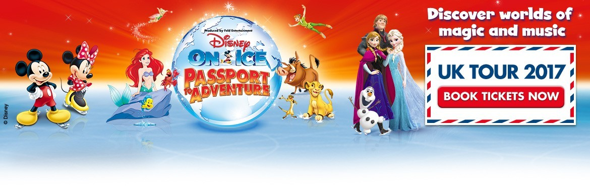 An image for Win a VIP family ticket to <i>Disney On Ice presents Passport to Adventure</i> and be part of the show!