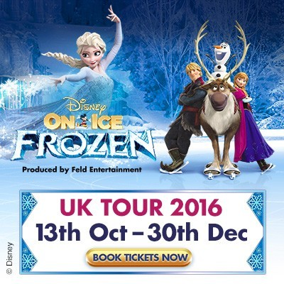 An image for Disney On Ice presents Frozen