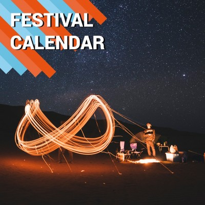 An image for The Essential Festival Guide