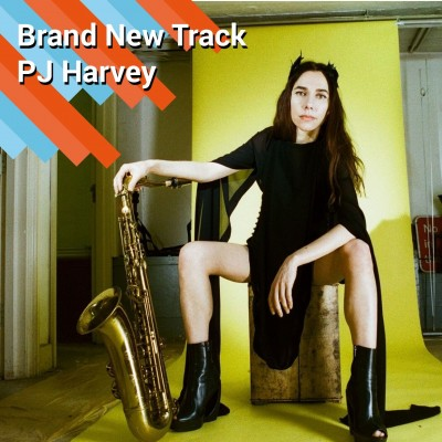 An image for PJ Harvey Unveils New Track: Guilty