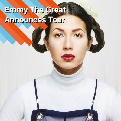 An image for Emmy The Great Announces Tour