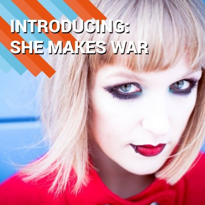 An image for Interview: She Makes War