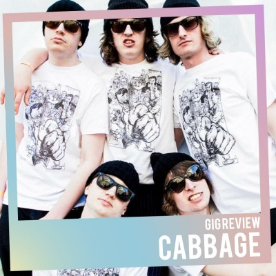 An image for Gig Review: Cabbage. The Bodega, Nottingham 08/02/2017