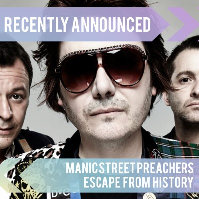 An image for Manic Street Preachers : Escape From History