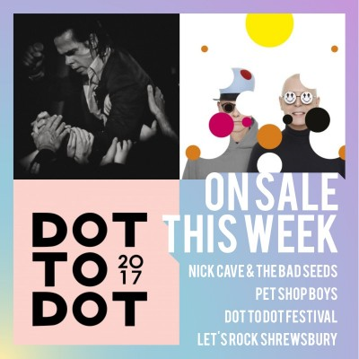An image for Nick Cave // Pet Shop Boys // Dot to Dot Festival